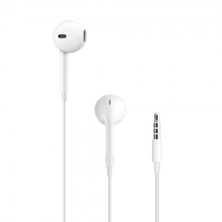 Наушники Apple EarPods с разъёмом 3,5 мм (MD827)