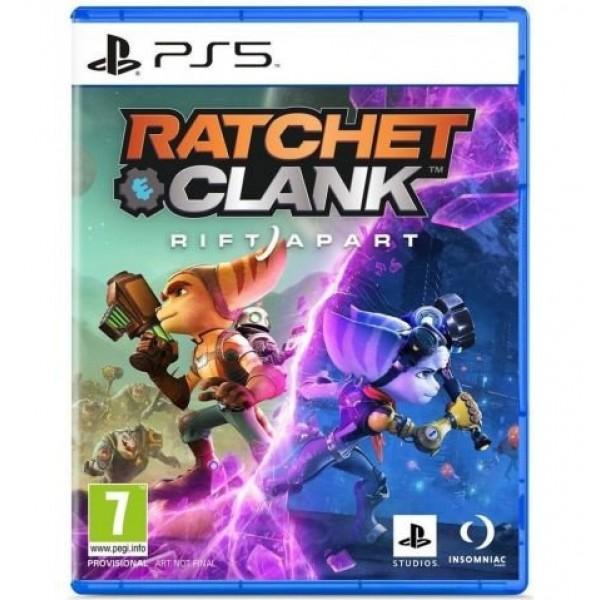 Диск Ratchet & Clank: Rift Apart (Русская версия) (PS5)