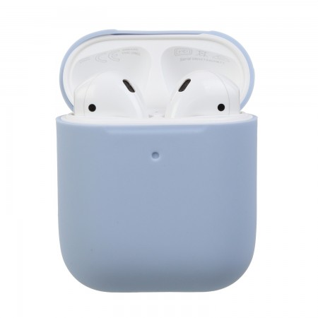 Airpods Silicone Case Ultra Slim (Sky Blue)