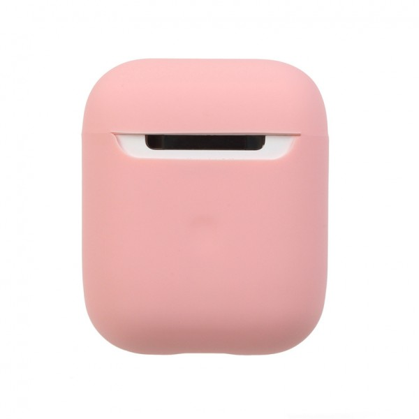 Airpods Silicone Case Ultra Slim (Pink)