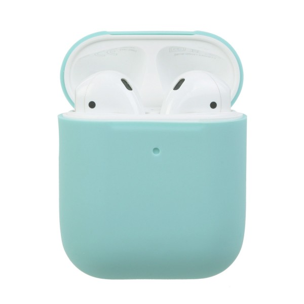 Airpods Silicone Case Ultra Slim (Marine Green)