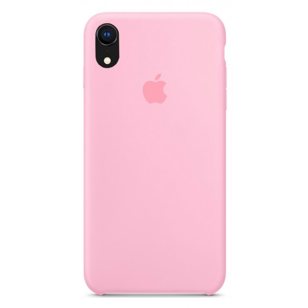 Silicone case на iPhone Xr Class 1 (Pink)