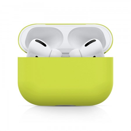 Airpods Pro Silicone Case Ultra Slim (Yellow)