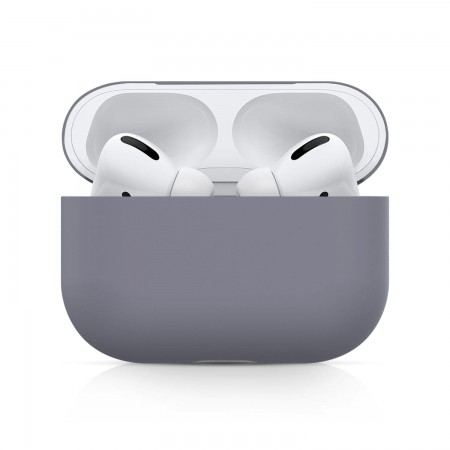 Airpods Pro Silicone Case Ultra Slim (Lavender Grey)