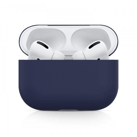 Airpods Pro Silicone Case Ultra Slim (Blue)