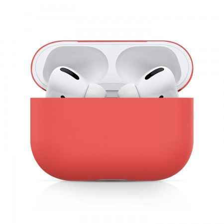 Airpods Pro Silicone Case Ultra Slim (Watermelon Red)