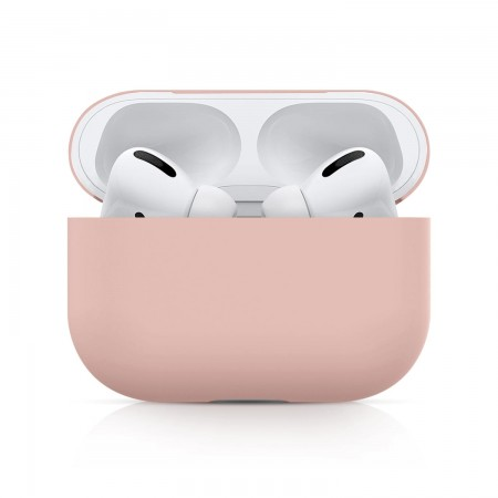 Airpods Pro Silicone Case Ultra Slim (Pink)