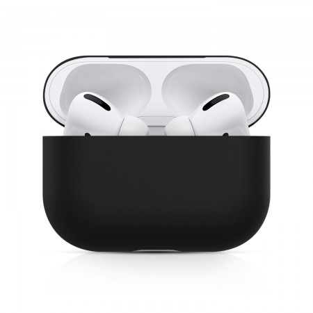 Airpods Pro Silicone Case Ultra Slim (Black)
