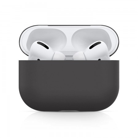 Airpods Pro Silicone Case Ultra Slim (Dark Grey)