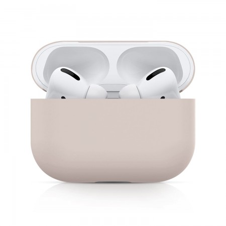 Airpods Pro Silicone Case Ultra Slim (Pink Sand)