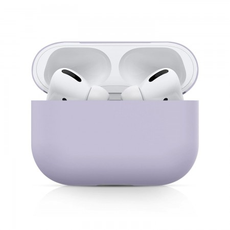 Airpods Pro Silicone Case Ultra Slim (Purple)