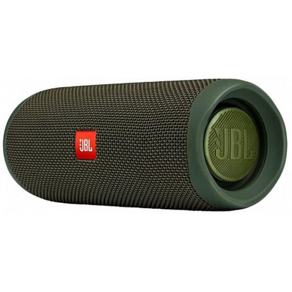 Беспроводная bluetooth колонка JBL Flip 5 ECO (Green)