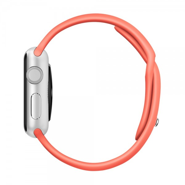 Apple Sport Band for Apple Watch 38mm/40mm (Apricot)