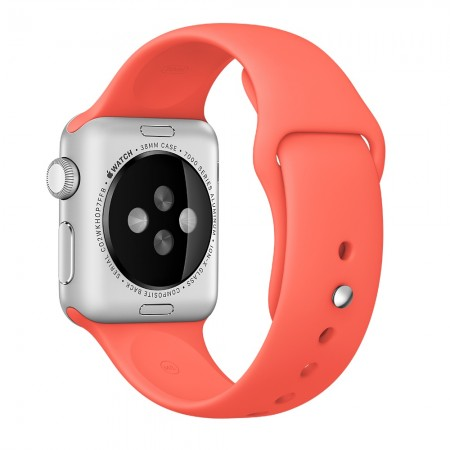 Apple Sport Band for Apple Watch 42mm/44mm (Apricot)