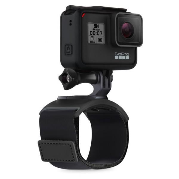 Крепление на руку GoPro Hand Wrist Body Mount (Black)
