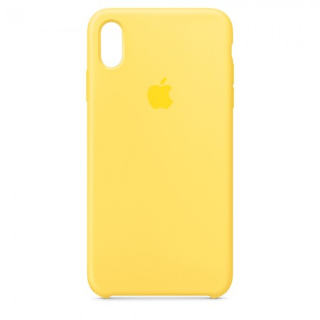 Silicone case на iPhone Xr Class 1 (Canary Yellow)