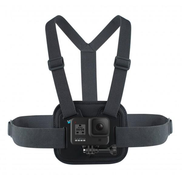 Крепление на грудь GoPro Chesty (Black)
