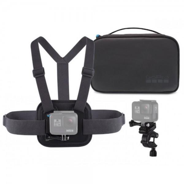 Набор аксессуаров GoPro Sports Kit (Black)