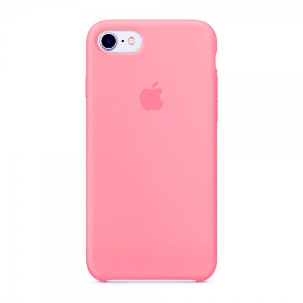 Silicone case на iPhone 7/8/SE2 Class 1 (Pink)