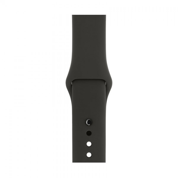 Apple Sport Band for Apple Watch 42mm/44mm (Gray)