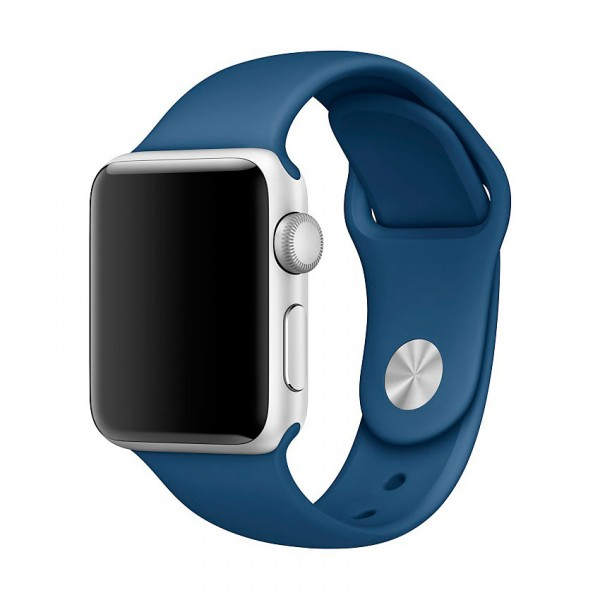 Apple Sport Band for Apple Watch 38mm/40mm (Ocean Blue)