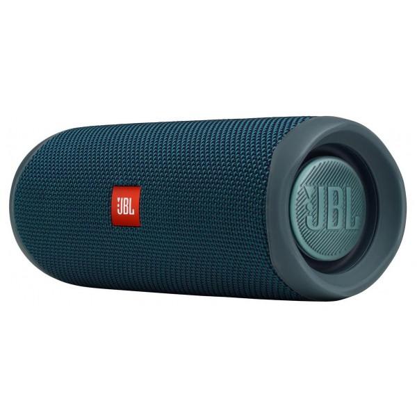 Беспроводная bluetooth колонка JBL Flip 5 ECO (Blue)