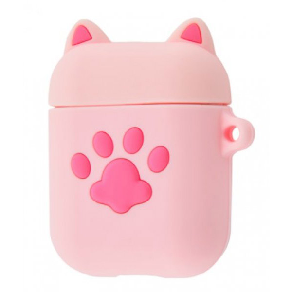 Airpods Cartoon Soft Case (Cat)