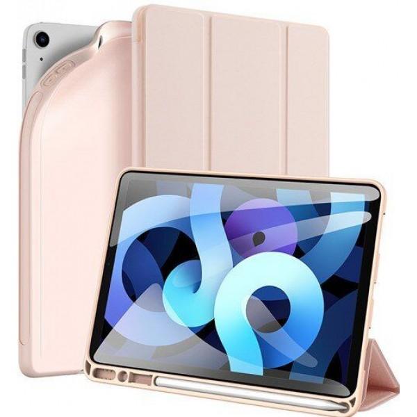 Чехол Dux Ducis Osom Series Case (with pen slot) для Apple iPad Air 10.9 2020 (Rose Gold)