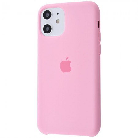 Silicone case на iPhone 11 Class 1 (Cotton candy)