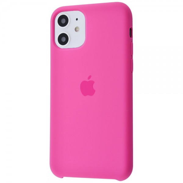 Silicone case на iPhone 11 Class 1 (Dragon fruit)