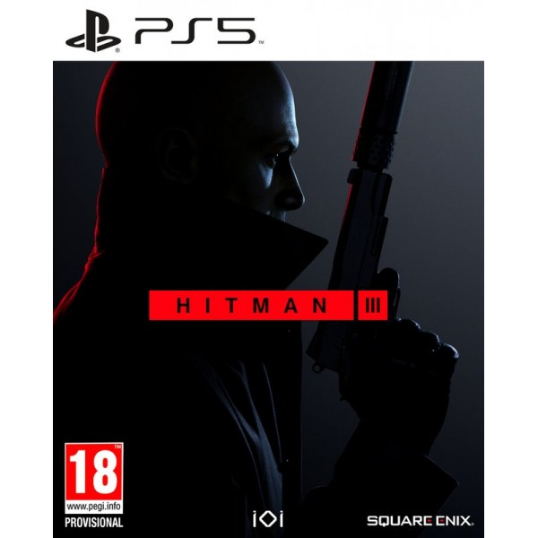 Диск Hitman 3 Standard Edition (English version) (PS5)