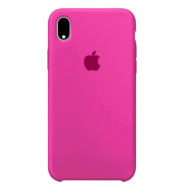 Silicone case на iPhone Xr Class 1 (Dragon fruit)