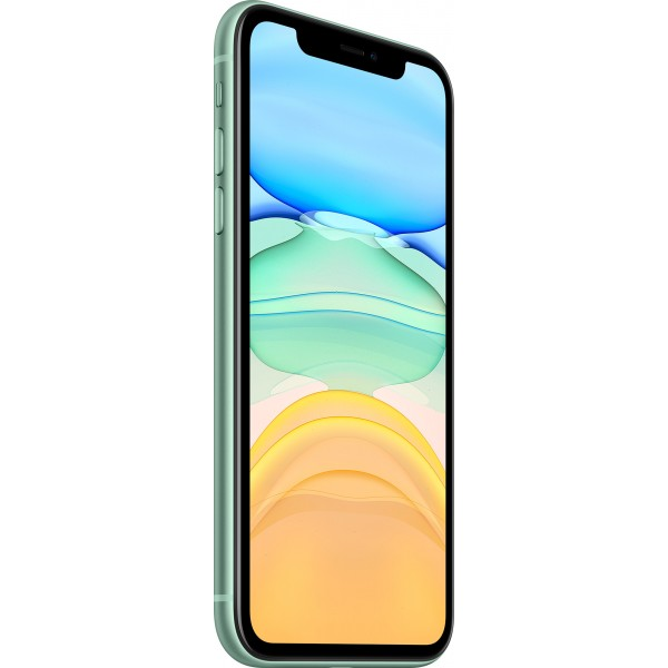 Apple iPhone 11 256 Gb Dual Sim (Green)