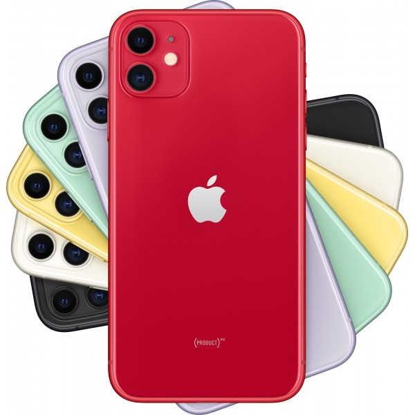 Apple iPhone 11 128 Gb Dual Sim (PRODUCT) RED
