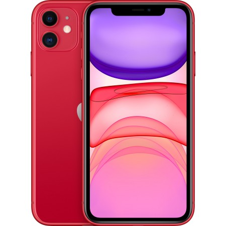 Apple iPhone 11 64 Gb Dual Sim (PRODUCT) RED