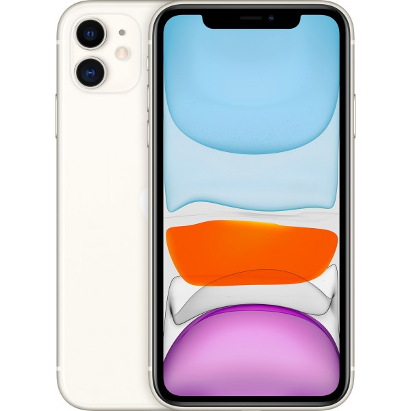 Б/У Apple iPhone 11 256 Gb (White)
