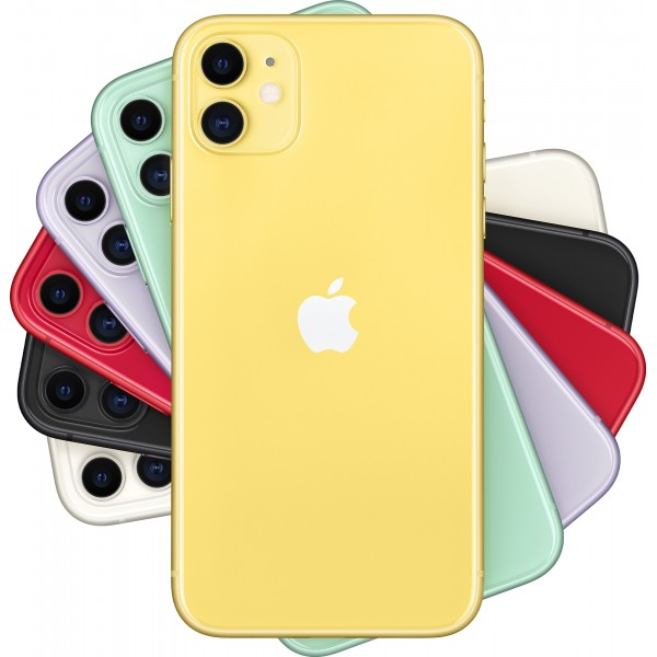 Б/У Apple iPhone 11 64 Gb (Yellow)