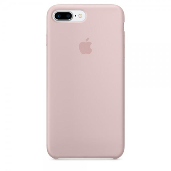 Silicone case на iPhone 7 Plus/8 Plus Class 1 (Pink Sand)
