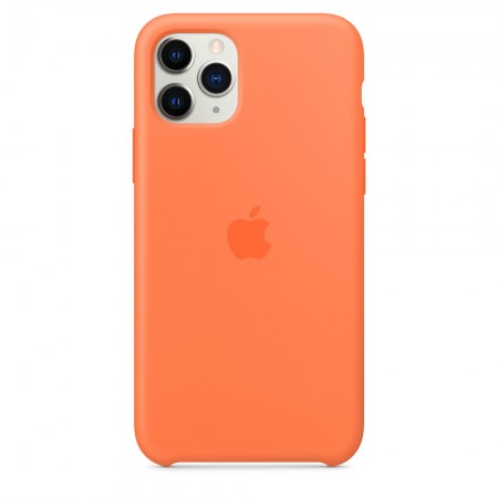 Silicone case на iPhone 11 Pro (Vitamin C)