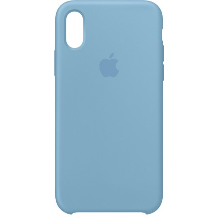 Silicone case на iPhone Xr Class 1 (Cornflower)