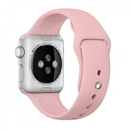 Apple Sport Band for Apple Watch 42mm/44mm (Pink Sand)