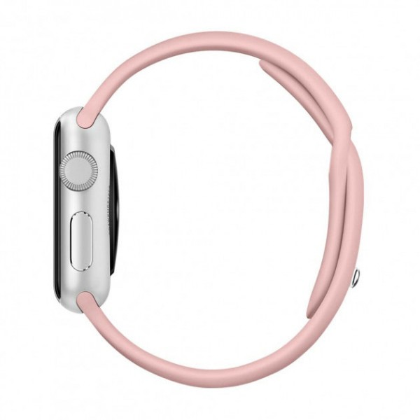 Apple Sport Band for Apple Watch 38mm/40mm (Pink Sand)