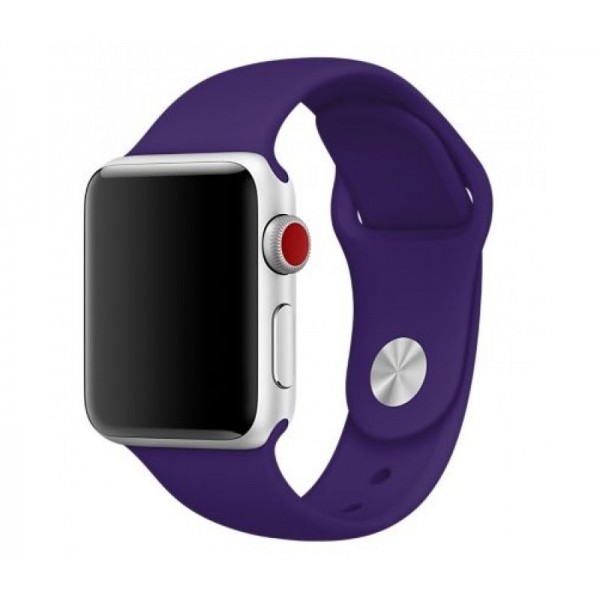 Apple Sport Band for Apple Watch 38mm/40mm (Ultraviolet)