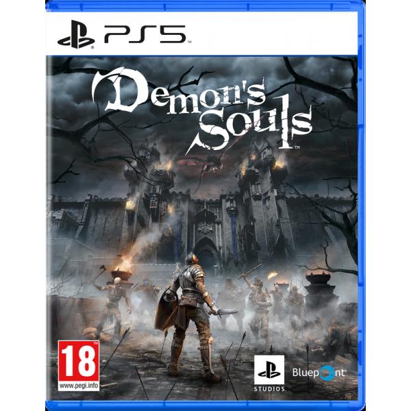 Диск Demons Souls (Русские субтитры) (PS5)