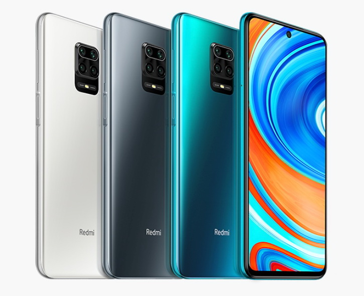 Смартфон Xiaomi Redmi Note 9s 4/64Gb Interstellar Grey (Global version) купить в Одессе